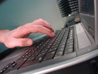 laptop gebruiken